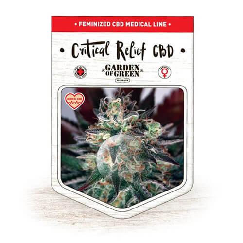 Critical Relief CBD