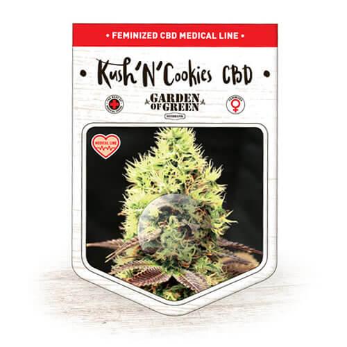 Kush N Cookies CBD