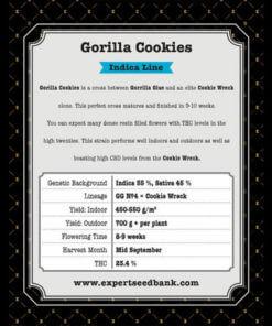gorilla cookies bulk2